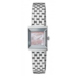 Orologio Gucci Donna G-Frame Square Medium YA128401 Quartz