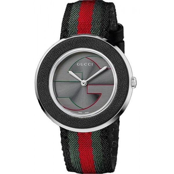 Comprare Orologio Gucci Donna U-Play Medium YA129444 Quartz