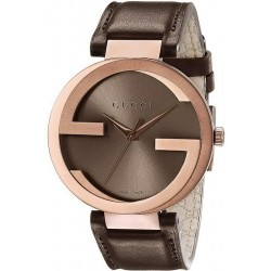 Orologio Gucci Uomo Interlocking XL YA133207 Quartz
