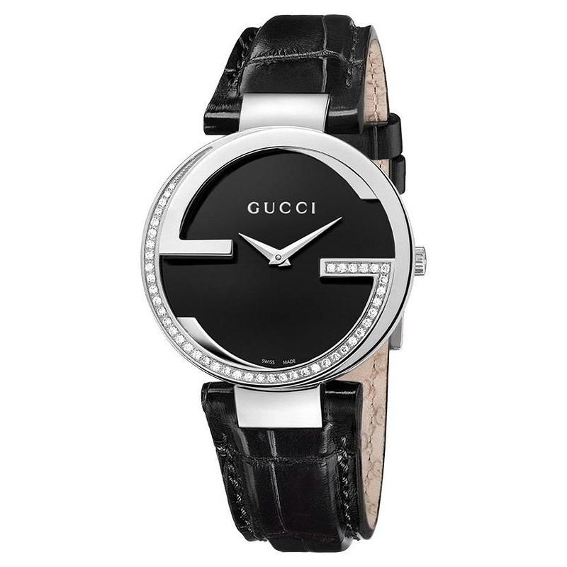 07cddc929e3 Orologio Gucci Donna Interlocking Large YA133305 Quartz