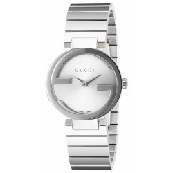 Orologio Gucci Donna Interlocking Small YA133503 Quartz