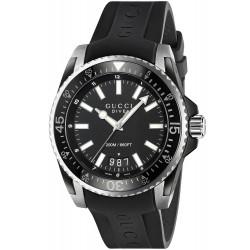 Comprare Orologio Gucci Uomo Dive XL YA136204 Quartz