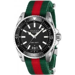Orologio Gucci Uomo Dive XL YA136206 Quartz