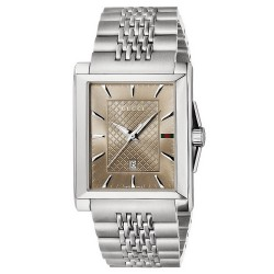Orologio Gucci Uomo G-Timeless Rectangular Medium YA138402 Quartz