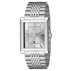 Orologio Gucci Uomo G-Timeless Rectangular Medium YA138403 Quartz
