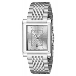 Comprare Orologio Gucci Donna G-Timeless Rectangular Small YA138501 Quartz
