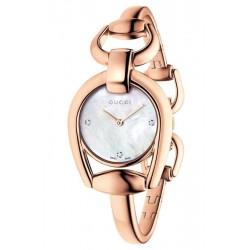 Orologio Gucci Donna Horsebit Small YA139508 Quartz