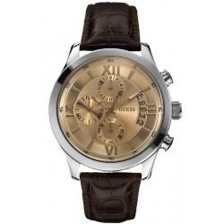 Comprare Orologio Uomo Guess Capitol W0192G1 Cronografo