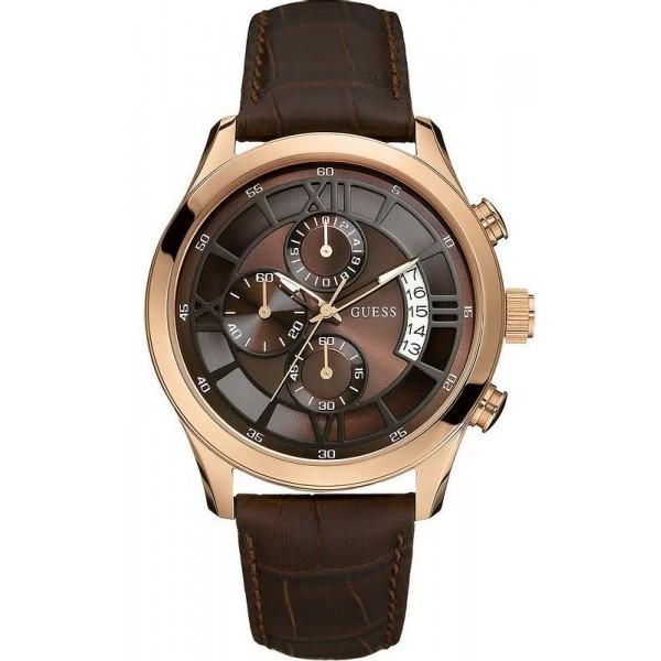 Comprare Orologio Uomo Guess Capitol W14052G2 Cronografo