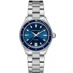 Comprare Orologio Hamilton Donna Jazzmaster Seaview Quartz H37451141