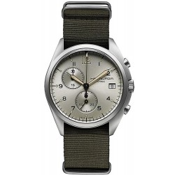 Orologio Hamilton Uomo Khaki Aviation Pilot Pioneer Chrono Quartz H76552955