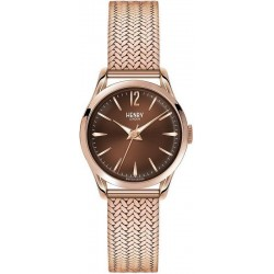 Orologio Henry London Donna Harrow HL25-M-0044 Quartz