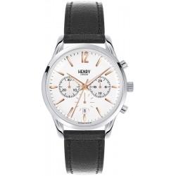 Comprare Orologio Henry London Unisex Highgate HL39-CS-0009 Cronografo Quartz