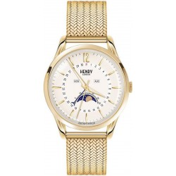 Comprare Orologio Henry London Unisex Westminster HL39-LM-0160 Moonphase Quartz