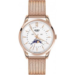 Comprare Orologio Henry London Unisex Richmond HL39-LM-0162 Moonphase Quartz