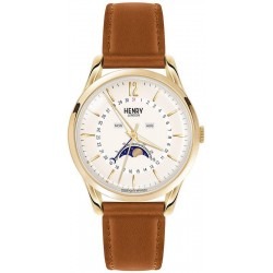 Comprare Orologio Henry London Unisex Westminster HL39-LS-0148 Moonphase Quartz