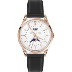 Comprare Orologio Henry London Unisex Richmond HL39-LS-0150 Moonphase Quartz