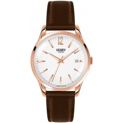 Comprare Orologio Henry London Unisex Richmond HL39-S-0028 Quartz