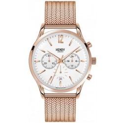 Comprare Orologio Henry London Unisex Richmond HL41-CM-0040 Cronografo Quartz