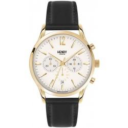 Orologio Henry London Uomo Westminster HL41-CS-0018 Cronografo Quartz