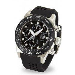Orologio Locman Uomo Stealth 300MT Cronografo Quartz 0217V1-0KBKNKS2K