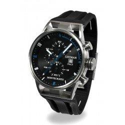 Orologio Locman Uomo Montecristo Cronografo Quartz 051000BKFBL0GOK