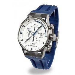 Orologio Locman Uomo Montecristo Cronografo Quartz 051000WHFBL0GOB