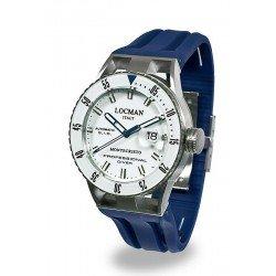 Comprare Orologio Locman Uomo Montecristo Professional Diver Automatico 051300WBWHNKSIB
