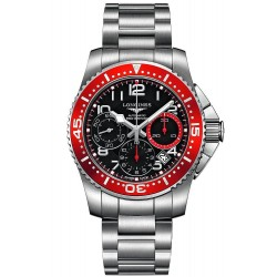 Orologio Longines Uomo Hydroconquest L36964596 Cronografo Automatico
