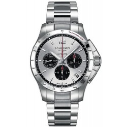Comprare Orologio Longines Uomo Conquest Cronografo Automatico L36974066