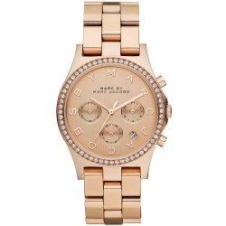 Comprare Orologio Donna Marc Jacobs Henry MBM3118 Cronografo
