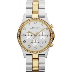 Comprare Orologio Donna Marc Jacobs Henry MBM3197 Cronografo