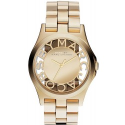 Orologio Donna Marc Jacobs Henry Skeleton MBM3206