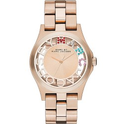 Orologio Donna Marc Jacobs Henry Skeleton MBM3264