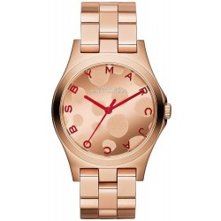 Comprare Orologio Donna Marc Jacobs Henry Glossy Pop MBM3268