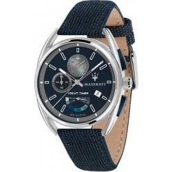 Orologio Uomo Maserati Trimarano Cronografo Quartz R8851132001