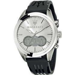 Comprare Orologio Uomo Maserati Traguardo R8871612012 Cronografo Quartz