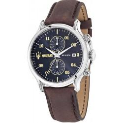 Comprare Orologio Uomo Maserati Epoca R8871618001 Cronografo Quartz