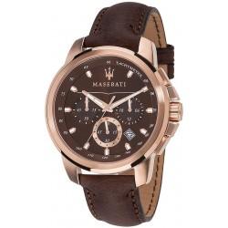 Comprare Orologio Uomo Maserati Successo R8871621004 Cronografo Quartz