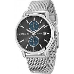 Comprare Orologio Uomo Maserati Epoca R8873618003 Cronografo Quartz
