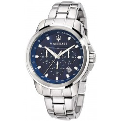 Comprare Orologio Uomo Maserati Successo R8873621002 Cronografo Quartz