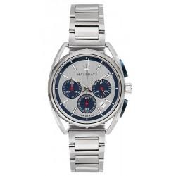 Orologio Uomo Maserati Ricordo Cronografo Quartz R8873632001