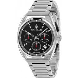 Orologio Uomo Maserati Trimarano Cronografo Quartz R8873632003