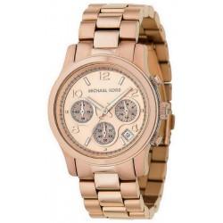 Orologio Michael Kors Donna Runway Cronografo MK5128