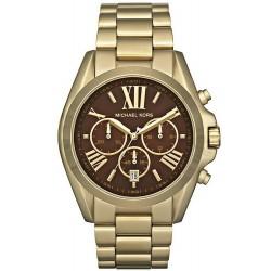Comprare Orologio Michael Kors Unisex Bradshaw MK5502 Cronografo