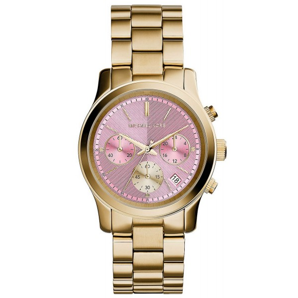 Comprare Orologio Michael Kors Donna Runway MK6161 Cronografo