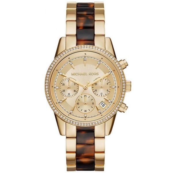 Comprare Orologio Michael Kors Donna Ritz MK6322 Cronografo