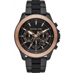 Comprare Orologio Michael Kors Uomo Theroux Cronografo MK8666