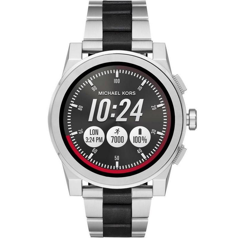 on sale 5fbf3 a732c Orologio Michael Kors Access Uomo Grayson MKT5037 Smartwatch