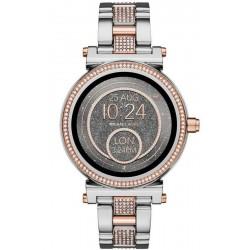 Orologio Michael Kors Access Donna Sofie MKT5040 Smartwatch